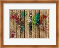 Colorful World Fine Art Print