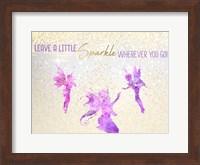 Leave a LIttle Sparkle v3 Fine Art Print