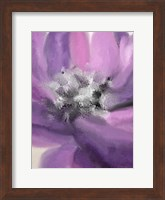 Blooming Purple Fine Art Print