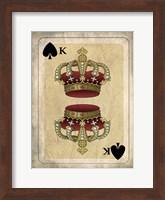 Crowns 1 Fine Art Print