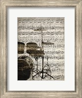 Music Sheets 4 Fine Art Print