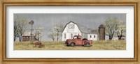 Spring on the Farm Fine Art Print