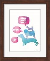 Dogs Fine Art Print