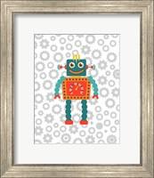 Robot VI Fine Art Print