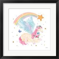 Magical Friends II Butterfly Fine Art Print