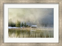 First Touch of Snow Fine Art Print