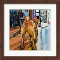 A Pug's View Fine Art Print