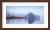 Autumn Haze, Loch Eck Fine Art Print