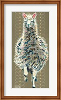Drama Llama Fine Art Print