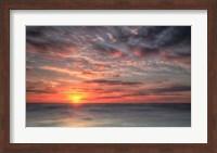 Atlantic Sunrise No. 9 Fine Art Print