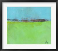 Low Distant Hills Fine Art Print