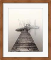 Harbor Fog Fine Art Print