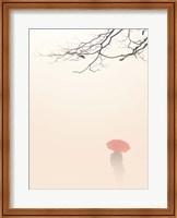 In Autumn Fog Fine Art Print