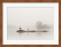 Melton Lake Fine Art Print