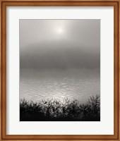 Monochrome Sunrise Fine Art Print