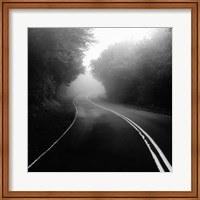 Mountain Road Fine Art Print