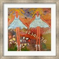 Desert Dance Fine Art Print