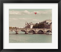 Paris Bridges Fine Art Print
