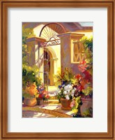Fragrant Entrance Fine Art Print