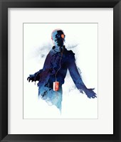 Walkman Dead Fine Art Print