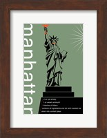 Manhattan Recipe Fine Art Print