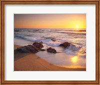 Pacific Calm Fine Art Print