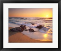 Pacific Calm Fine Art Print