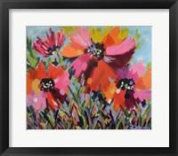 Red Poppy Field Fine Art Print