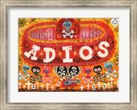 Adios Amigos Fine Art Print