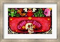Come Muy Bien Fine Art Print