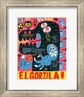 Monstro Fine Art Print