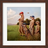 Men's Day Fine Art Print