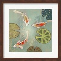Floating Motion II Fine Art Print