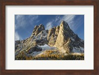 Liberty Bell Mountain II Fine Art Print