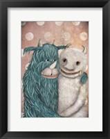 Monster Love Fine Art Print