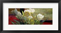 Tulips with Red Fine Art Print