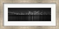City by the Bay - Treasure Island, CA Fine Art Print
