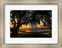 Savannah Evening Fine Art Print