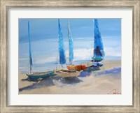 Before The Sail Fine Art Print