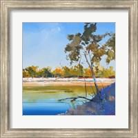 River Bank Fine Art Print