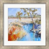 Summer Creek Fine Art Print