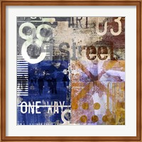 Move On IX Fine Art Print