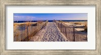 Pathway to the Beach Fine Art Print