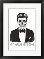 My Name is Bone Fine Art Print