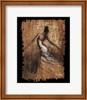Graceful Motion III Fine Art Print