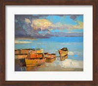 Fishing Boats Fine Art Print