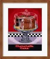 Chocolate Cake Fine Art Print