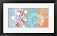 Coral Flowers Fine Art Print