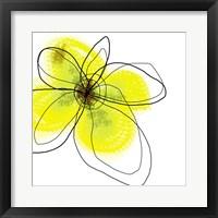 Yellow Petals Four Fine Art Print
