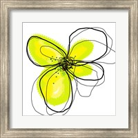 Yellow Petals One Fine Art Print